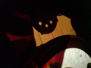 Schattengesicht