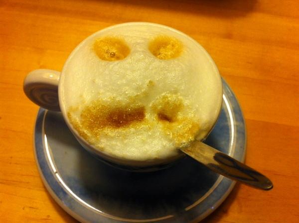 Muffelkaffee